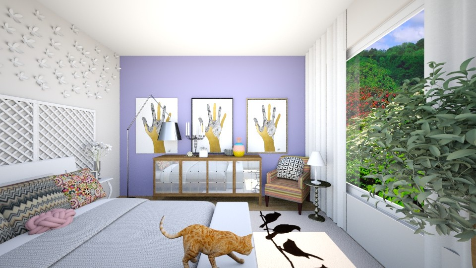 room - Bedroom - by Ta yhy