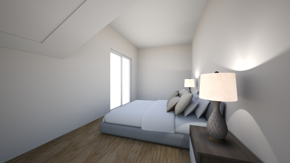 part1 - Bedroom - by karolecq1994