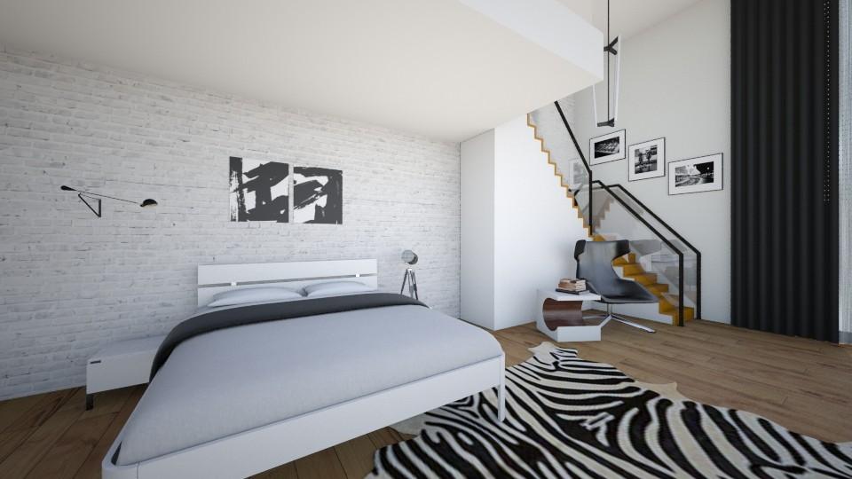 Loft Design 2 - Living room - by liezelle fredeluces magat