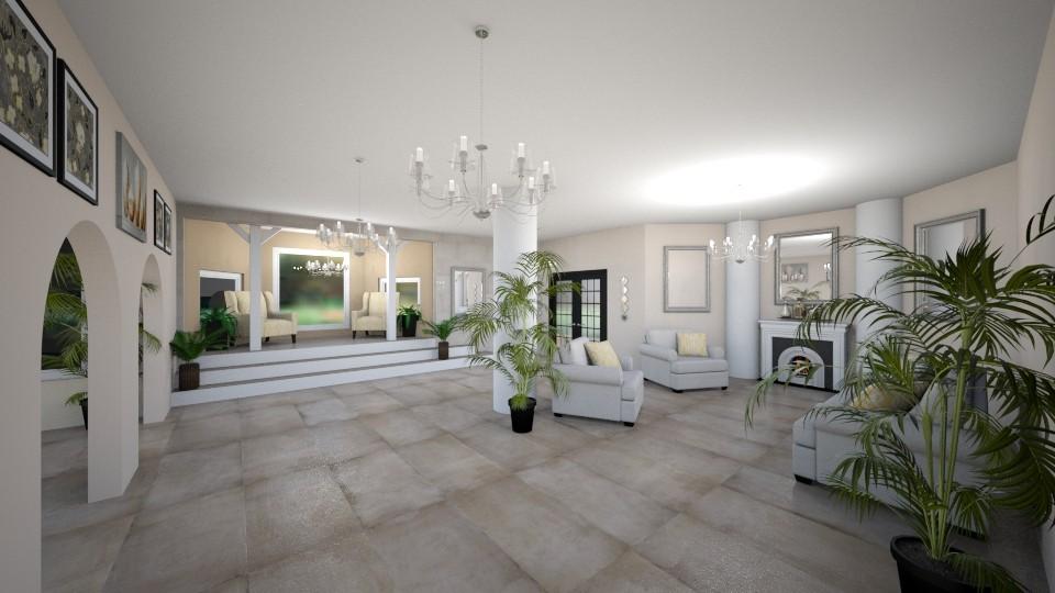 Mansion Parlor - Modern - by millerfam