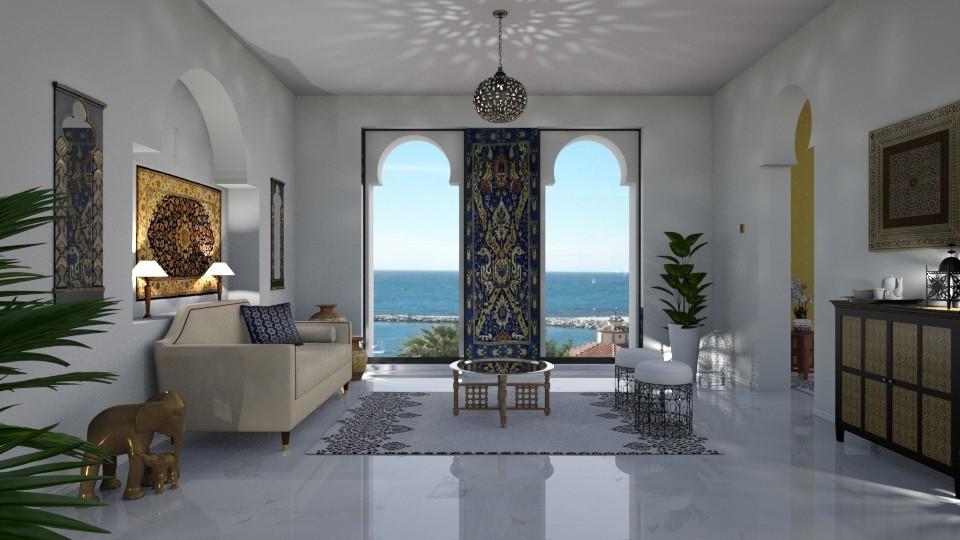Moroccan minimalism - by barnigondi