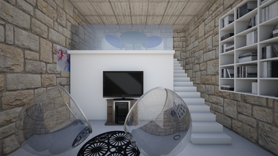 2 story - Living room - by Molly_girl