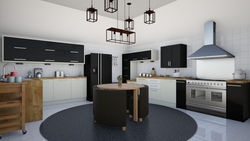 Wish Wash - Kitchen - by Agni Samil