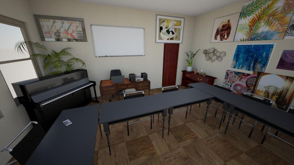 Idea for School art room  - Modern - by linnda123222