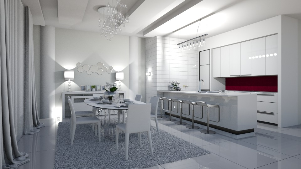 28122017 - Modern - Kitchen - by matina1976