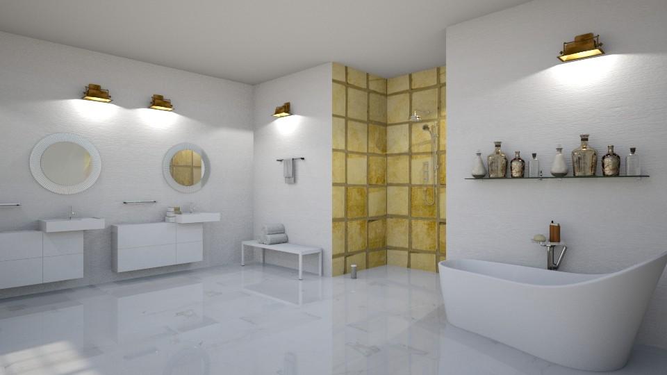golden shower - by Ripley86
