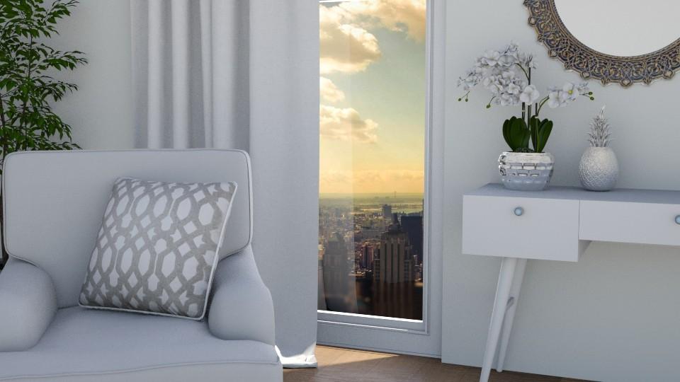 tumblr room - Living room - by ivetyy1010