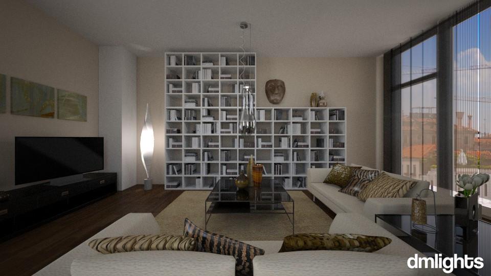 Goldie - Living room - by DMLights-user-982019