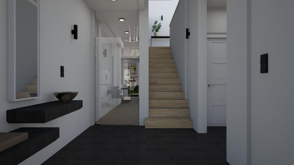 Entrance - Modern - by hauser