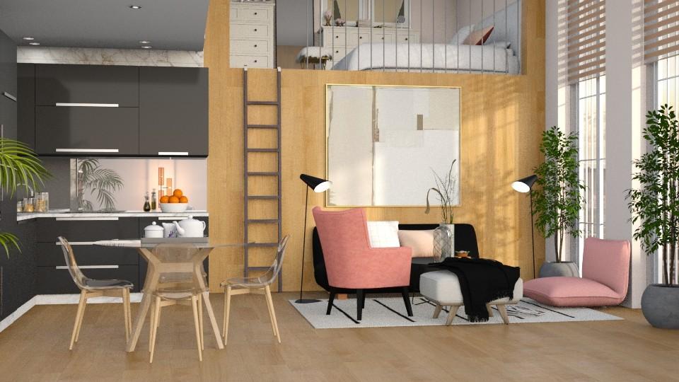 Mezzanine in my style - by Brielaaa
