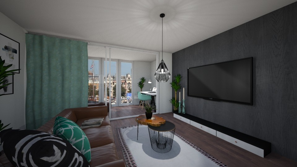Appartement Amsterdam - by House Mission