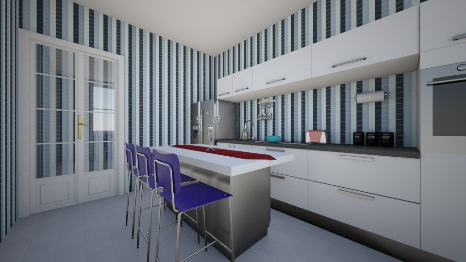Kitchen  - Modern - Kitchen - by simaoana
