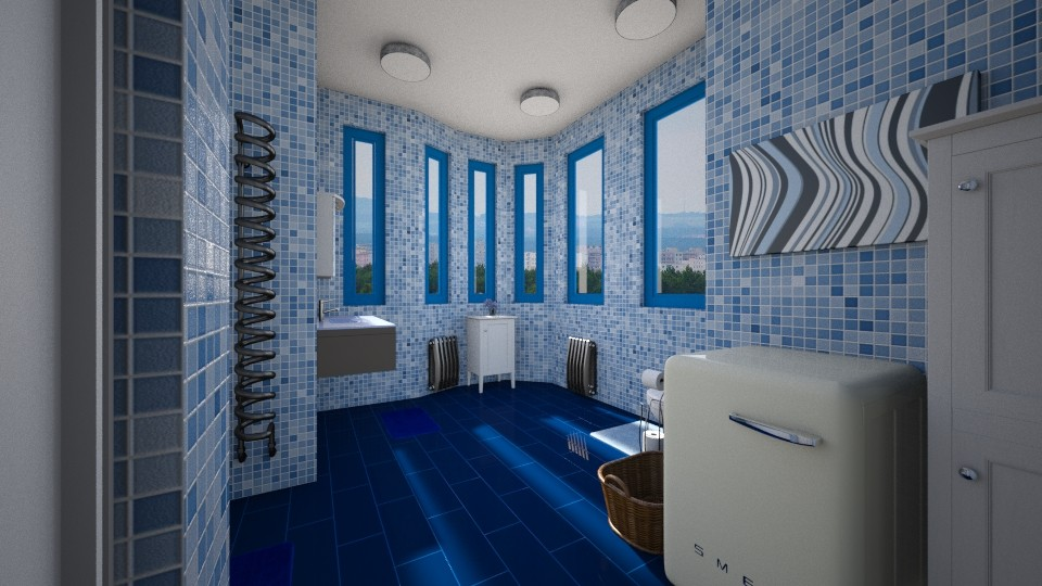 bath - Bathroom - by Berecz Viktor