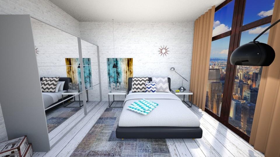2 - Bedroom - by nastusik10