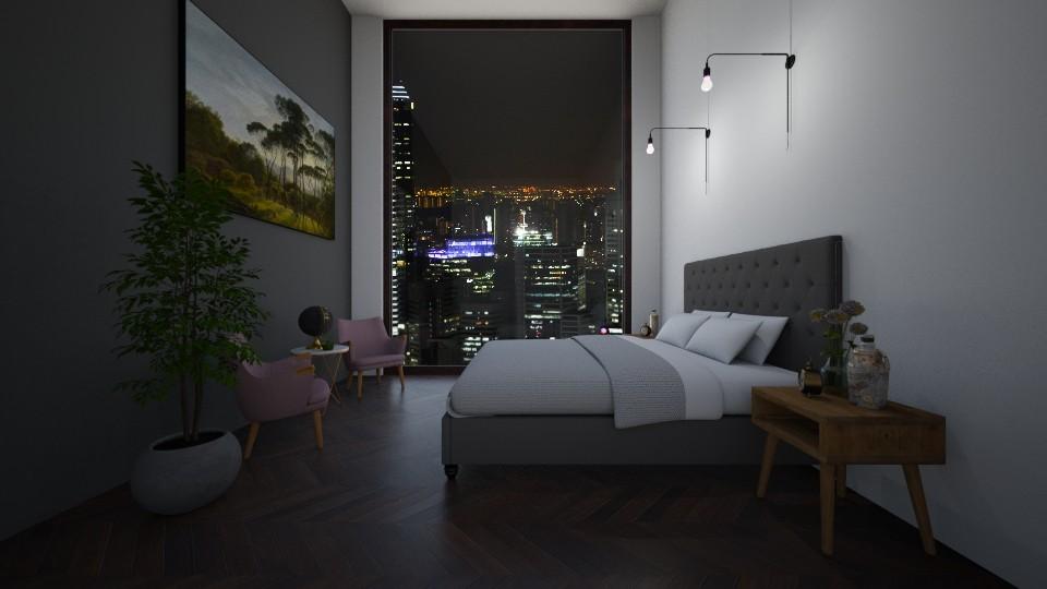 bedroom - Bedroom - by hanna roots
