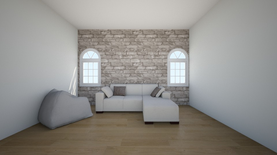 apartmentt - Living room - by Zy121405