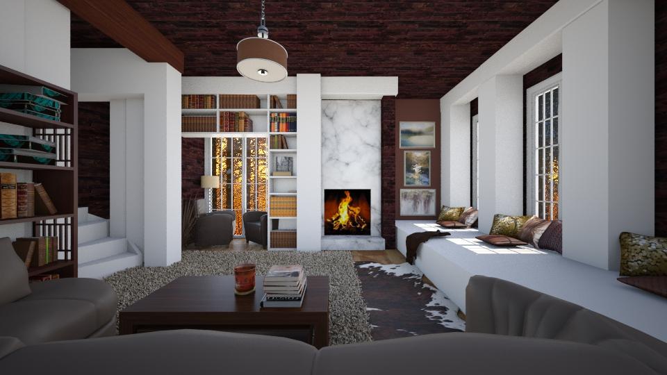 Living  - Living room - by AnnaMull