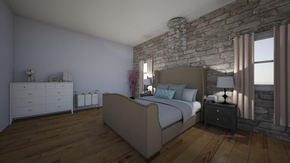 Bedroom - by BrynnWisse