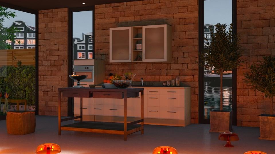 kitchen - by jasmin_jasmin