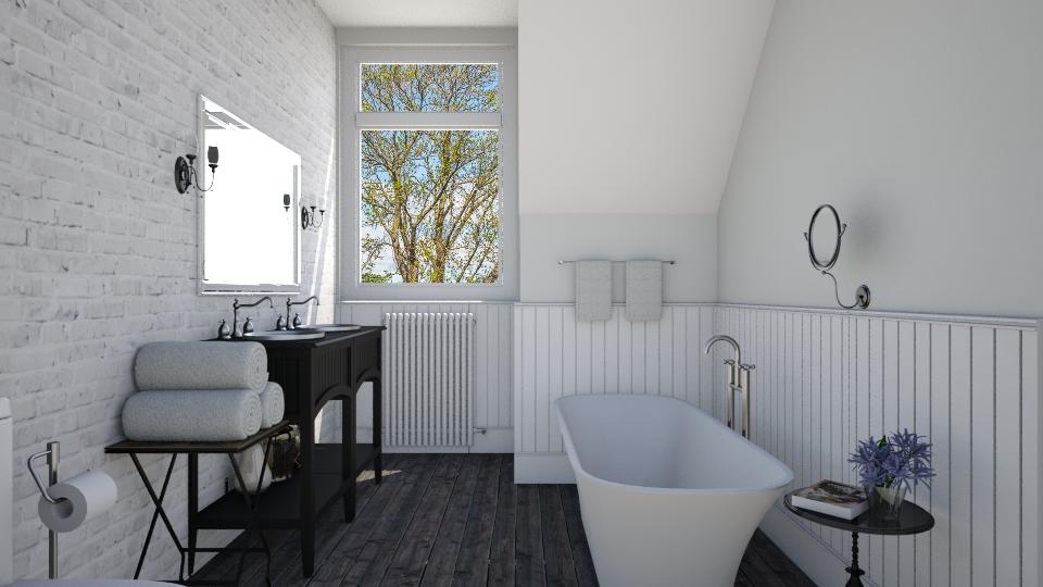 Classic Bathroom - by nojp