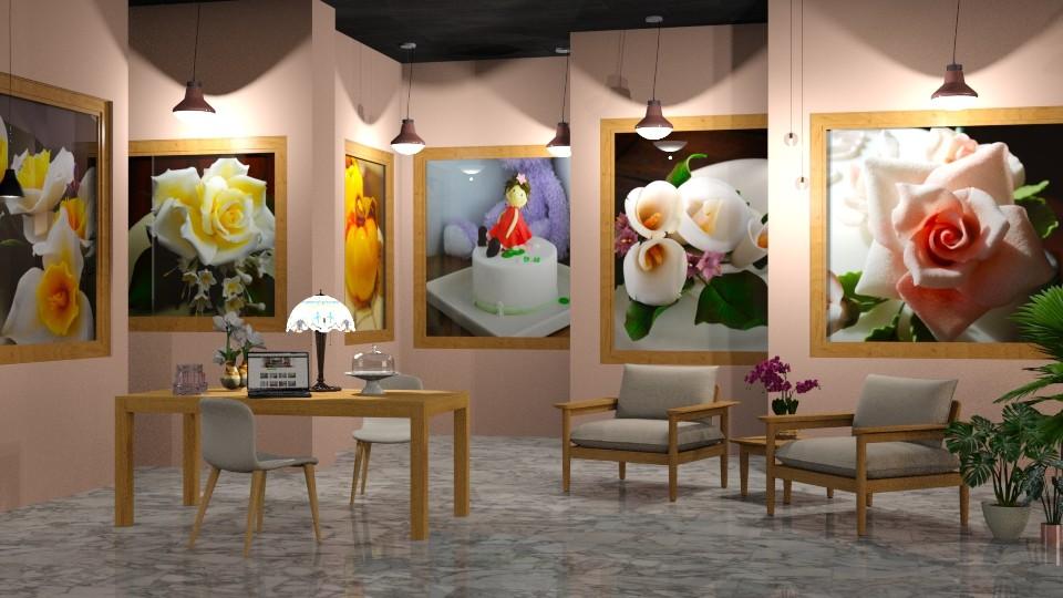 Jaya Julie Wu Exhibit - Office - by anchajaya