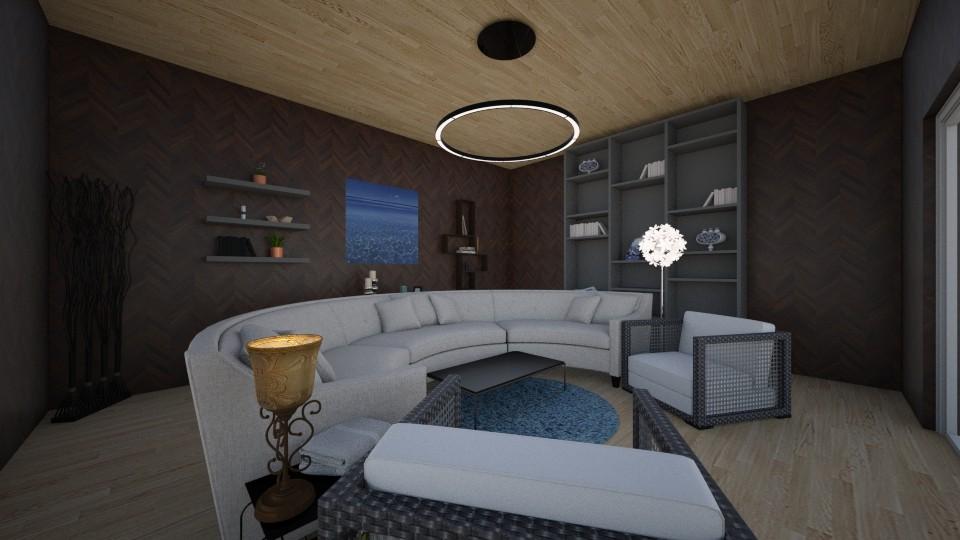 livingroom - by zainizaheer