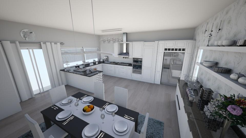 Kitchen - Kitchen - by Shelley_1
