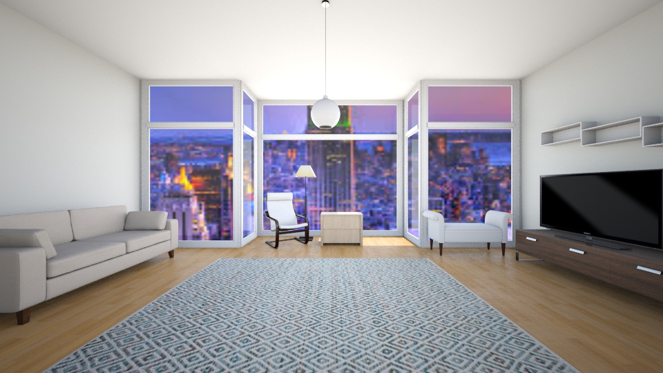 Skyling Series VII - Modern - Living room - by can264
