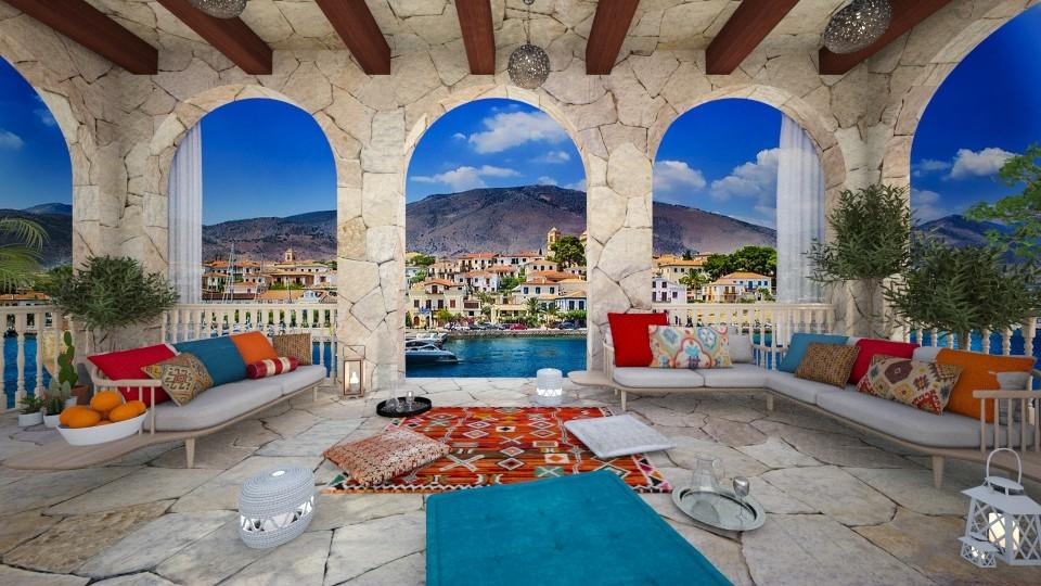 Terrace - by ArtHousedeco