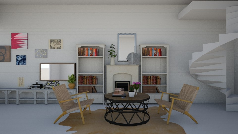 Canvas - Living room - by Yate