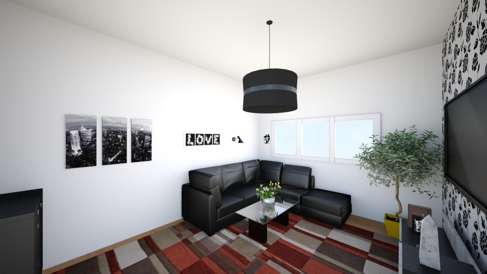 Nerovcic apartman - Living room - by Mageizzy
