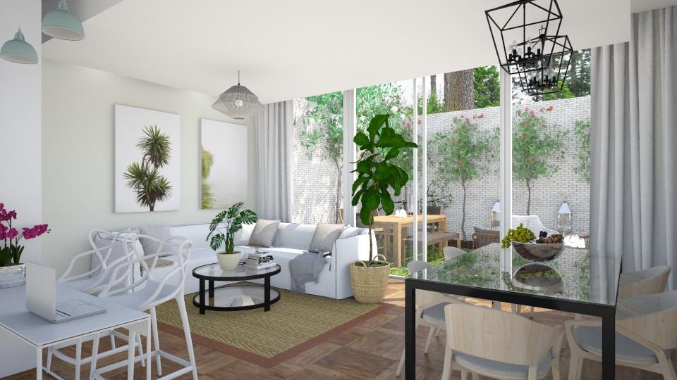 apartment - by daniellelouw