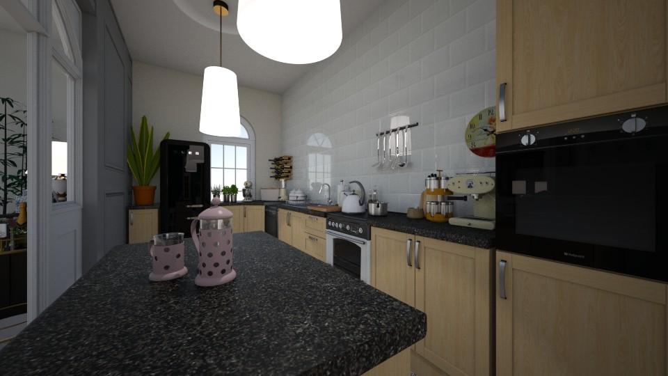 Ada Bart - Classic - Kitchen - by AdaBart