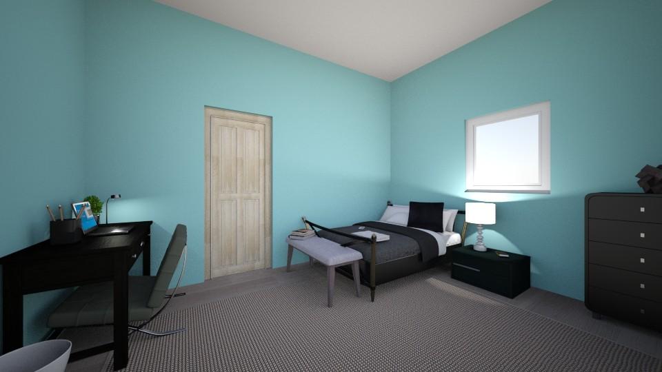 Marianas room - Feminine - Bedroom - by Isaacarchitect