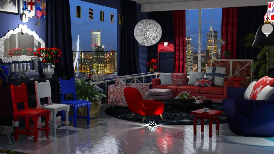Jaya Moooi3 - Living room - by anchajaya