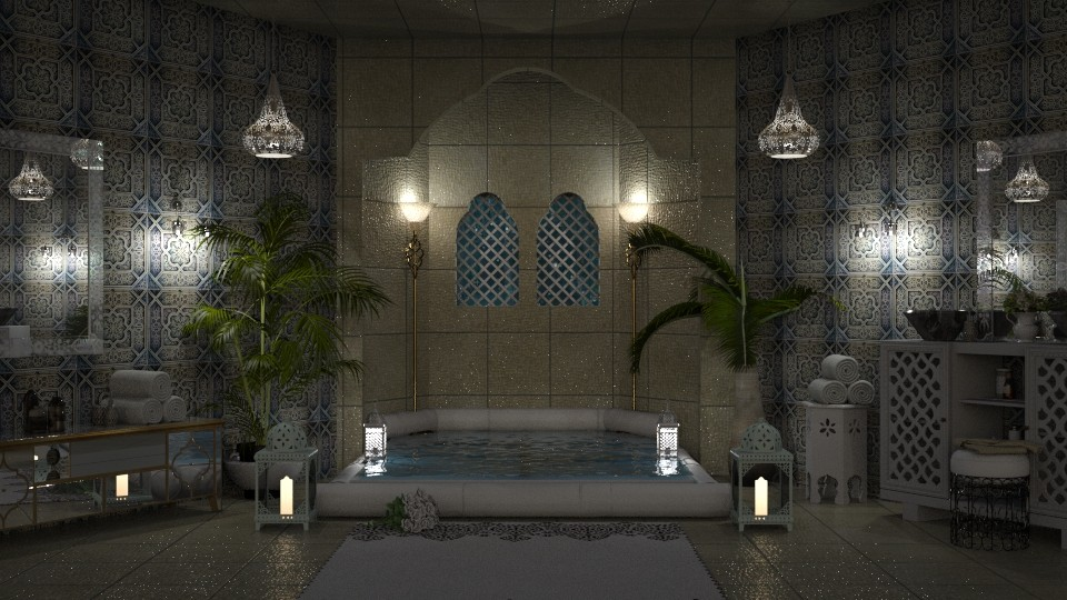 Arabic Bath - by ZsuzsannaCs