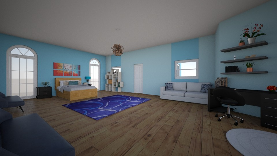 FACS room design - Bedroom - by Designs by Hailey