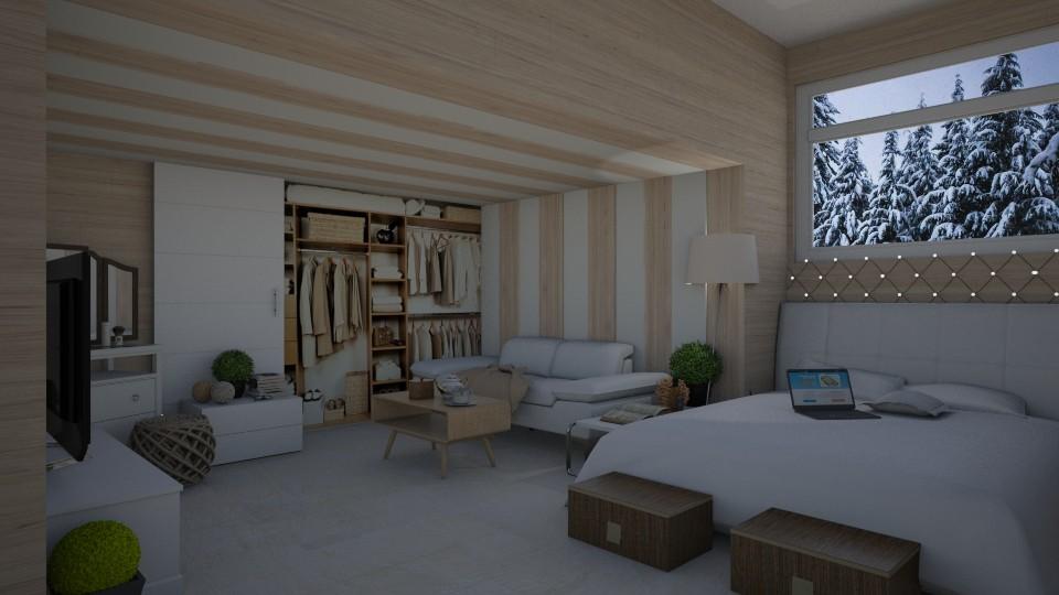 close - Bedroom - by penelopy