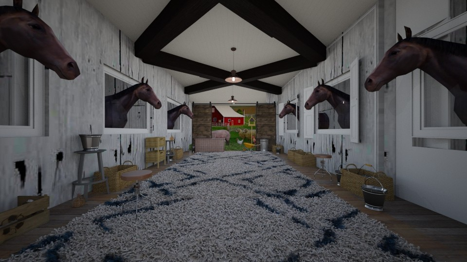 stable - by kla