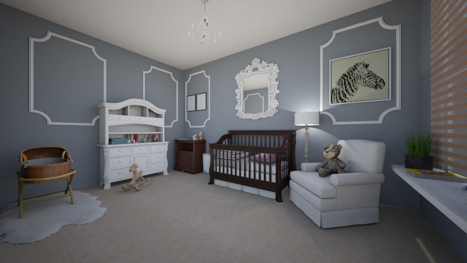 classic nursery - by ecenur