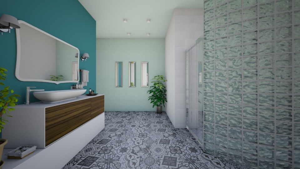 Fancy Bathroom - Bathroom - by Abby Timmons