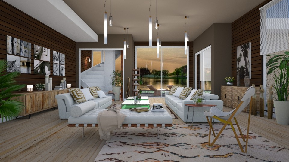 Silent - Modern - Living room - by janip