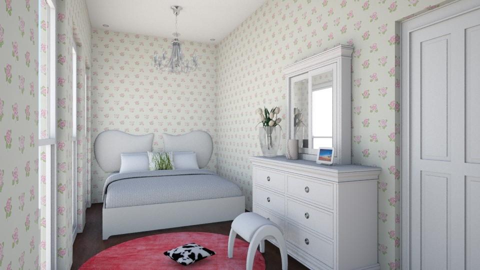 new me - Bedroom - by Monica V Seke