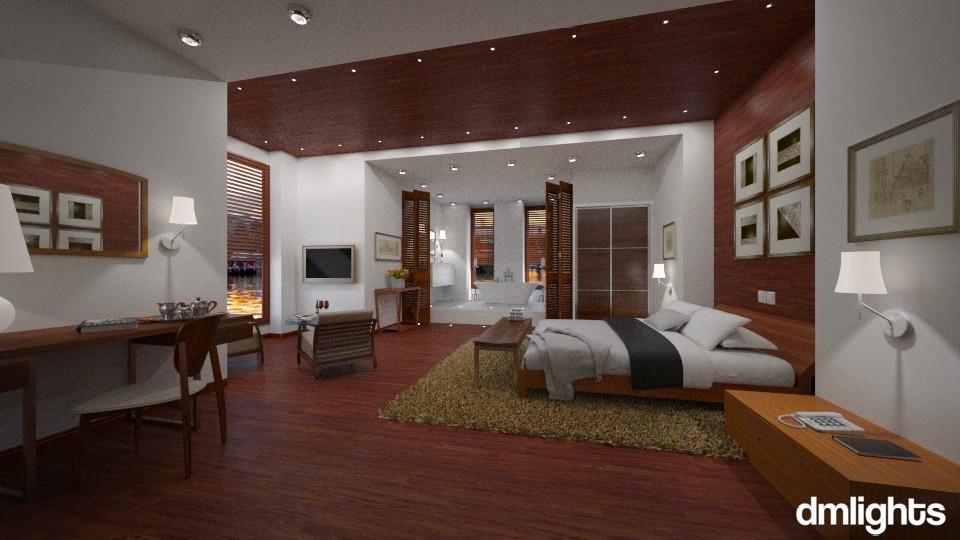 Darling Harbour - Modern - Bedroom - by Claudia Correia