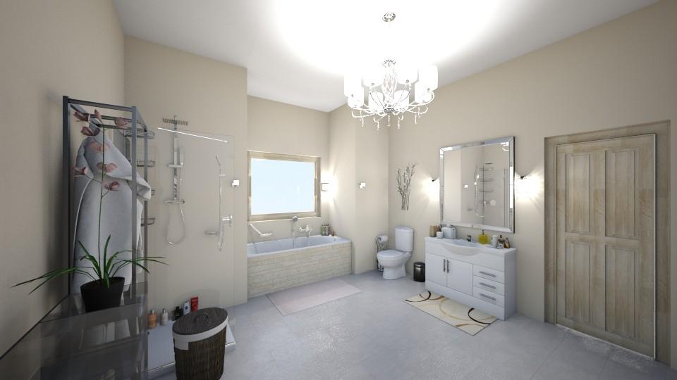 Bathroom - Bathroom - by LunaMusic