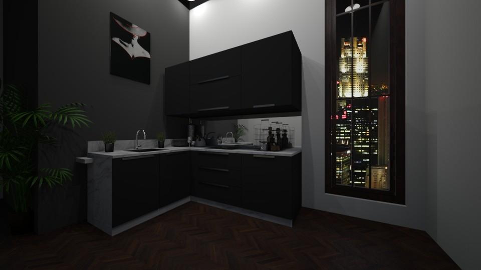 kitchen2 - Kitchen - by hanna roots