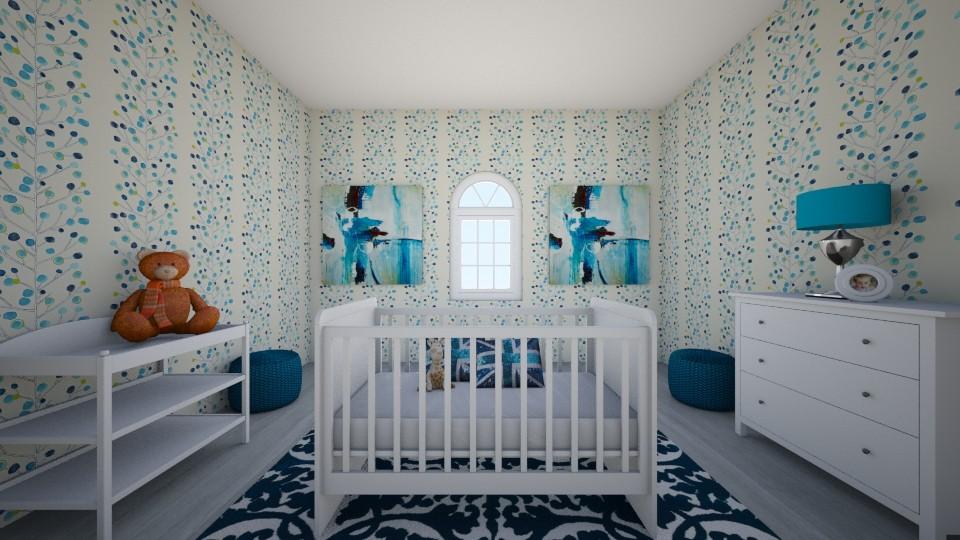 kids - Kids room - by sirtsu