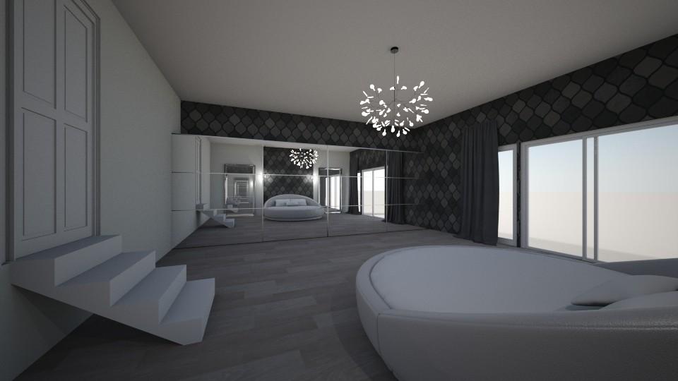 00 - Bedroom - by urskaadrevensek