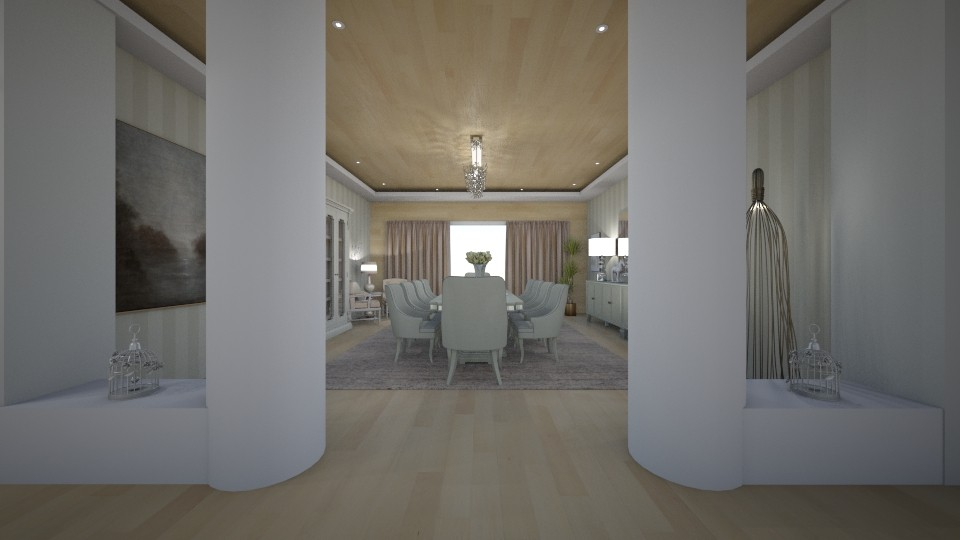 Dining room - Dining room - by Vasiliki Stagkidou