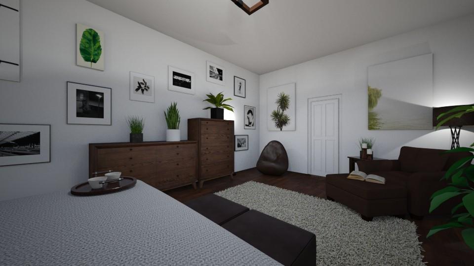 Bedroom 2 - by Timea Fischer